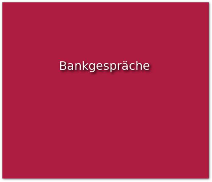 Führen Sie erfolgreiche Finanzgespräche