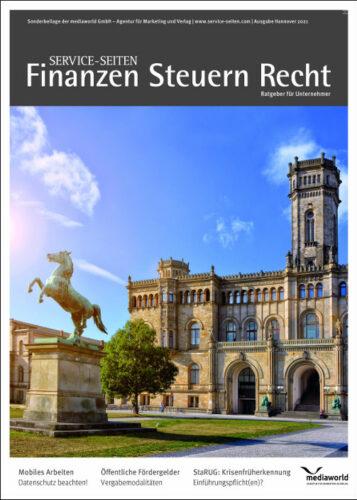 """Bekannt aus dem Fachmagazin """"Service-Seiten Finanzen Steuern Recht"""""""